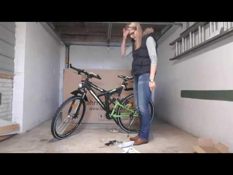 "Fahrrad XXL Unboxing - Biria ATB 28"" - 2016 - 28 Zoll - Fully"