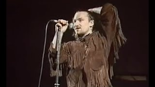 U2   Bad Live! Dublin 86