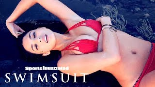 Jessica Gomes Shakes Her Hips Your Way, Blows You A Kiss | Intimates | Sports Illustrated Swimsuit