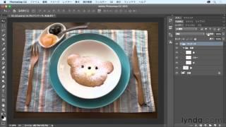 Photoshopのショートカットと便利機能:キー操作によるレイヤーの不透明度の変更 lynda.com 日本版
