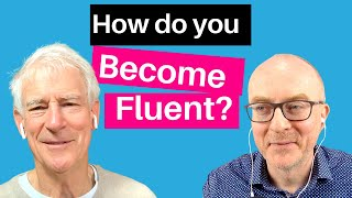 How to become fluent in English - Interview with Steve Kaufmann from LingQ