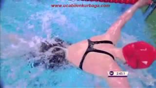 Beste samanci Baku 2015 Karisik Bayrak 4* 100 Metre