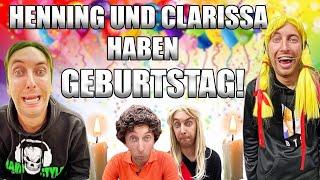 Henning und Clarissa haben Geburtstag🎊 | Freshtorge