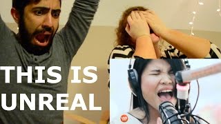 PAULINE AGUPITAN'S AND I AM TELLING YOU COVER (REACTION)