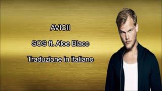 Avicii   SOS Ft. Aloe Blacc *traduzione Italiana*