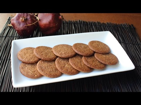 Easy Gingersnap Cookies – How to Make Crispy or Chewy Gingersnaps