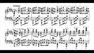 Liszt/Busoni: La Campanella (John Ogdon) (Audio + Sheet Music)