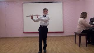 Конкурс им  М М  Борисова, Шнайдер Матвей, 8 лет, БМБУ ДО ДШИ п  Монетного