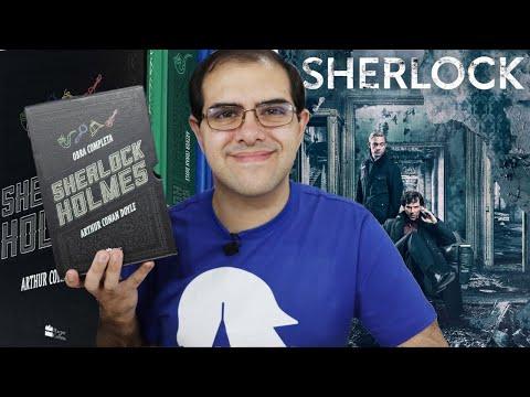 [PARTE 1] Contos essenciais de Sherlock Holmes - Lista | Ronaldo Junior