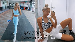 My Top 5 Gym Outfits For 2020 // Tomikah Jenkins
