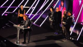 Ricky Byrd of Joan Jett & The Blackhearts - Acceptance speech - Rock and Roll Hall of Fame 2015