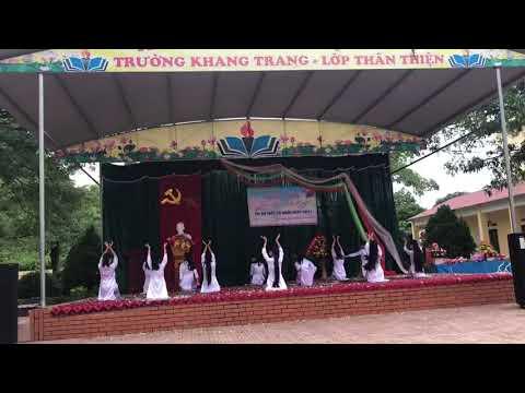 """Múa """"Cô ơi"""" - Lớp 7A - THCS Bình Thuận"""