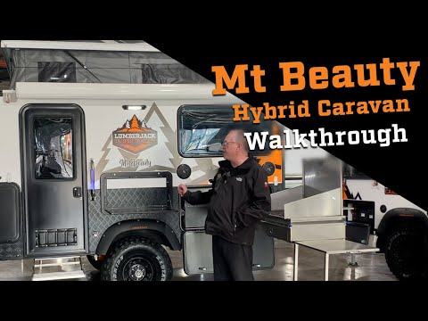 Mt Beauty Hybrid Caravan Walkthrough