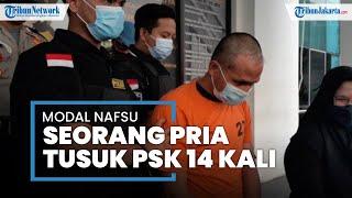 PSK Online Ditikam 14 Kali Pelanggannya hingga Kritis seusai Kencan Semalaman di Ciputat