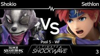 USW 3 - FX | Shokio (Wolf) vs FX | Sethlon (Roy) Pool 5 - WF - SSBU