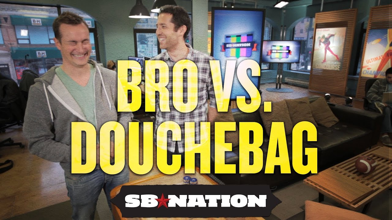 Bro vs. Douchebag - World Series Edition thumbnail
