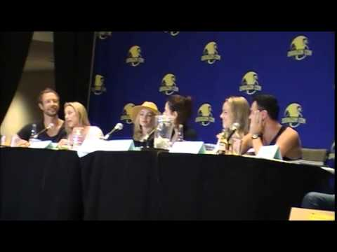 Dragon Con 2015 - Lost Girl (Friday Panel)