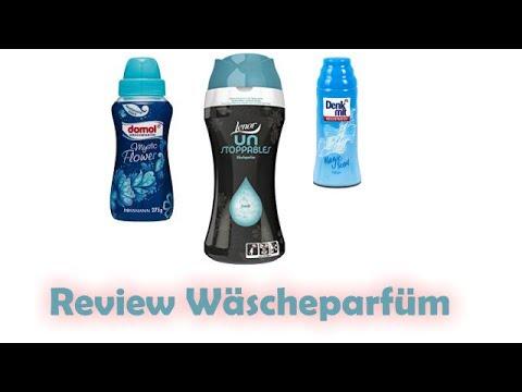 Review Wäscheparfüm | Lenor, Domol, Denk mit | beauty rookie