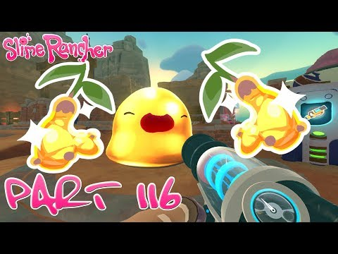 Let's Play Slime Rancher Deutsch #116 - Vergoldeter Ingwer