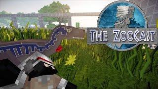 Minecraft Jurassic World Season 2 - Choose Blue's First Name! (Minecraft 1.8 Jurassicraft 2.0)