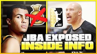 EXPOSING THE JBA FOR SCAMMING PLAYER & FAVOURING LA? | w/INSIDE INFO!