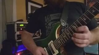 311 - Taiyed Guitar solo cover
