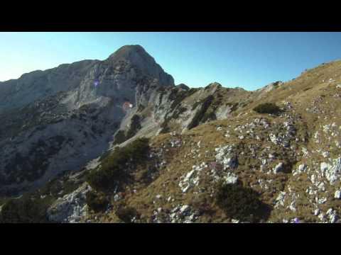 Vzpon in letenje s Kalške gore