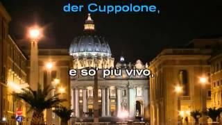ANTONELLO VENDITTI - ROMA CAPOCCIA - KARAOKE •♪♫•