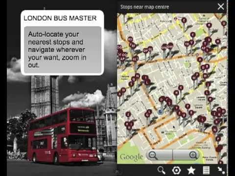 Video of London Bus Master + Countdown