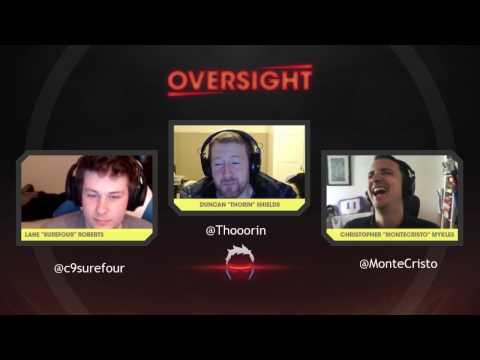 OverSight Episode 9: Gradually Pump Up the Volume (feat. SureFour)
