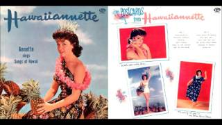 Annette Funicello - Hawaiiannette [Full Album] 1960