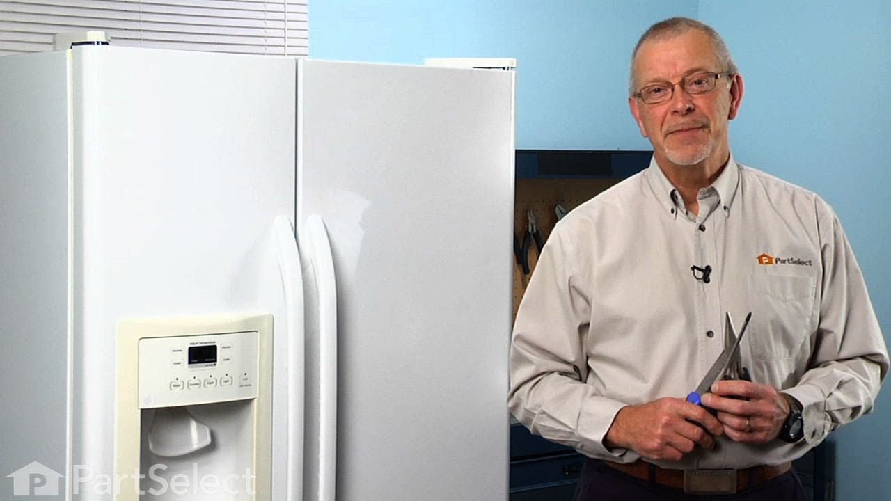 Replacing your General Electric Refrigerator Micro Switch
