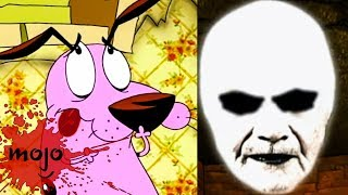 Top 10 Scariest Courage the Cowardly Dog Episodes