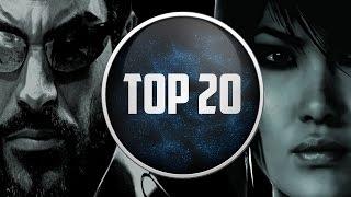 TOP 20: Nejočekávanější hry roku 2016 kanálu Paranormal Gravity