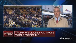 Trump denounces globalism at United Nations