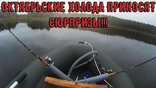 Щука на спиннинг с лодки пвх