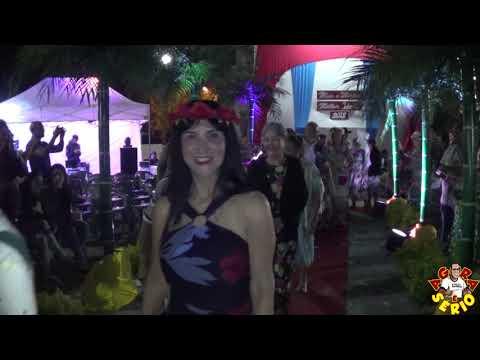Desfile do Mister e Miss da Melhor Idade na Praça do Pac