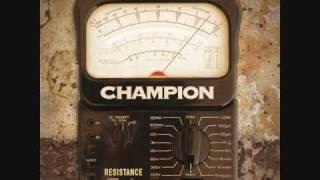 Backing Off- Champion