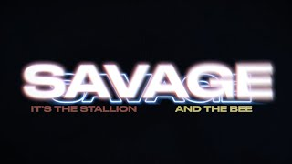 Megan Thee Stallion - Savage Remix (feat. Beyoncé) [Lyric Video]