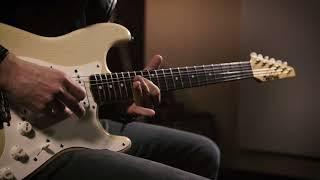 Eric Clapton guitar tone (Old Love inspired)