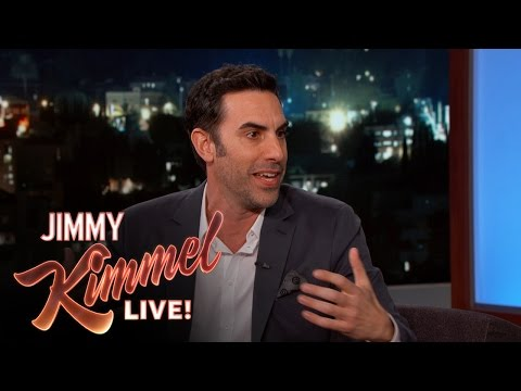 "Sacha Baron Cohen Incited a Riot While Making ""Bruno"""