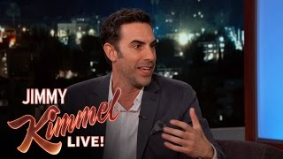 """Sacha Baron Cohen Incited a Riot While Making """"Bruno"""""""