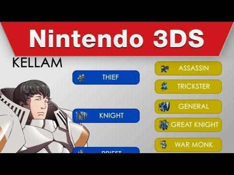 Detailed Look At Character Progression In Fire Emblem: Awakening