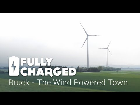 Bruck – the Wind Powered Town | Fully Charged