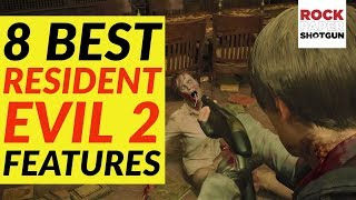 Zombie Gore, Messy Shotguns And 6 More Resident Evil 2 Remake Features You'll Love