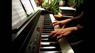 Eau de Vie - Shiki (piano & sheets)