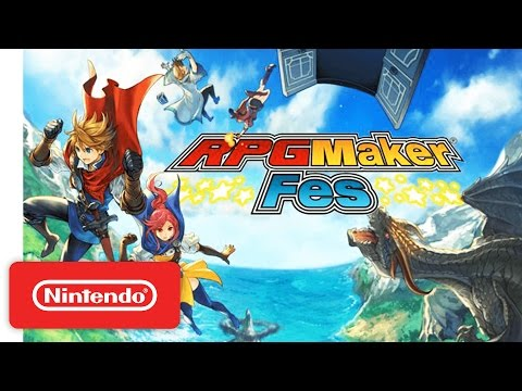 Видео № 0 из игры RPG Maker Fes [3DS]