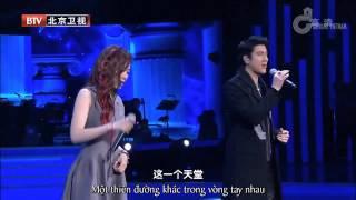 [vietsubs] Vương Lực Hoành ft. Trương Lương Dĩnh - Một thiên đường khác