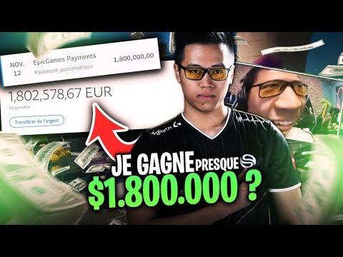 JE GAGNE 1.8 MILLIONS EN SOLO CASH CUP ?!