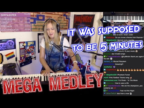 Mega Medley that was supposed to be 5 minutes but wasn't